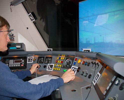 Train drivers versus pilots