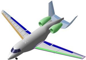 Smart Fixed Wing Aircraft - SFWA
