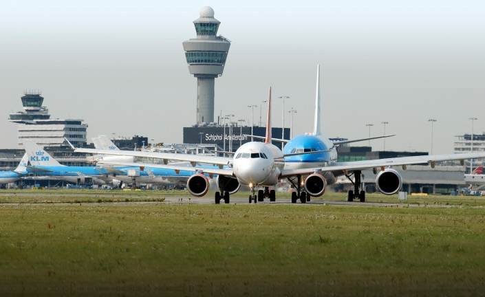 Schiphol Amsterdam Airport