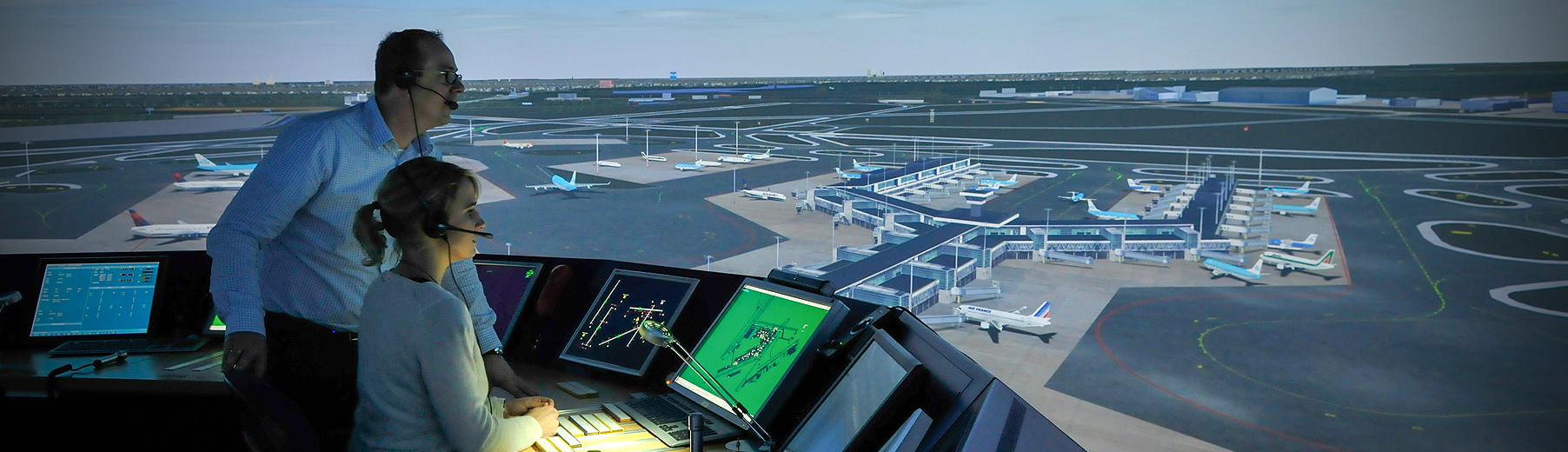 Atm And Airports Nlr Simulator Software Engineering Case Study