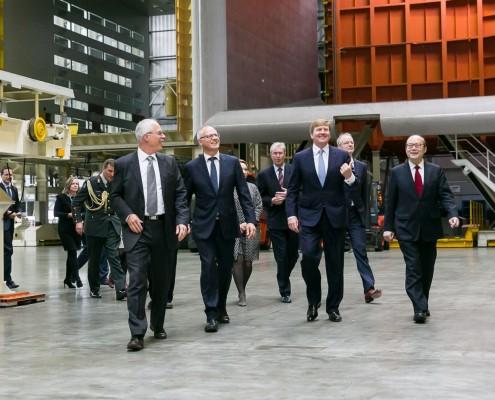 ZKH Willem-Alexander in de DNW