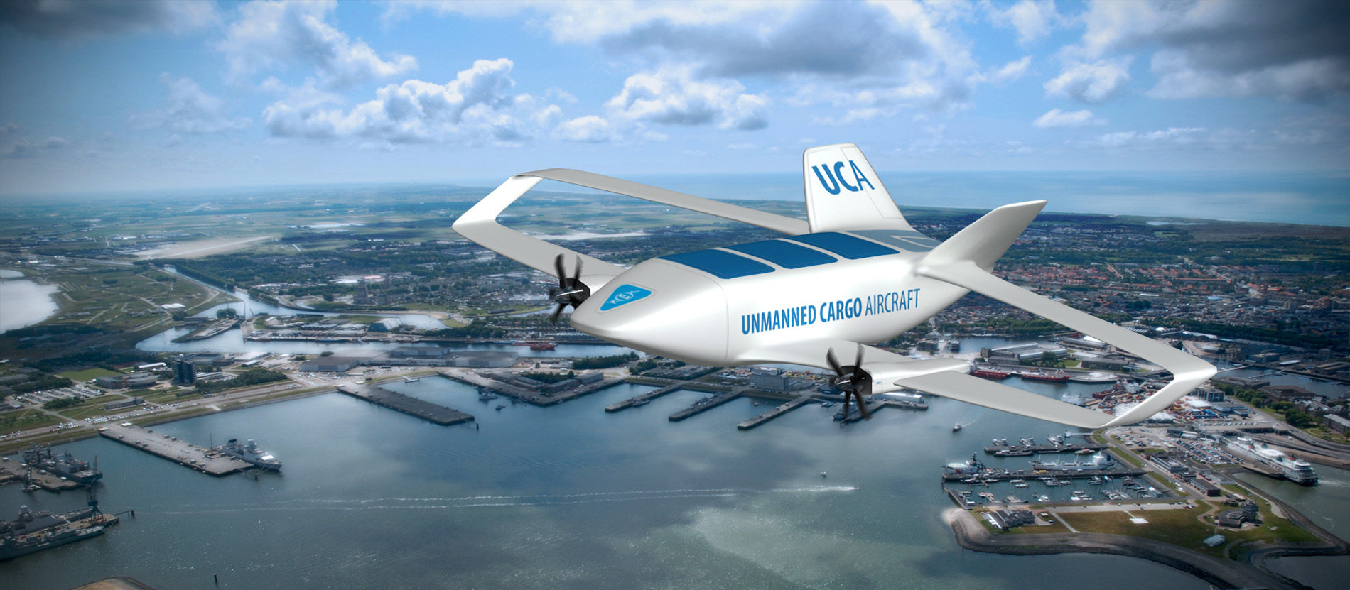 Unmanned Cargo Aircraft