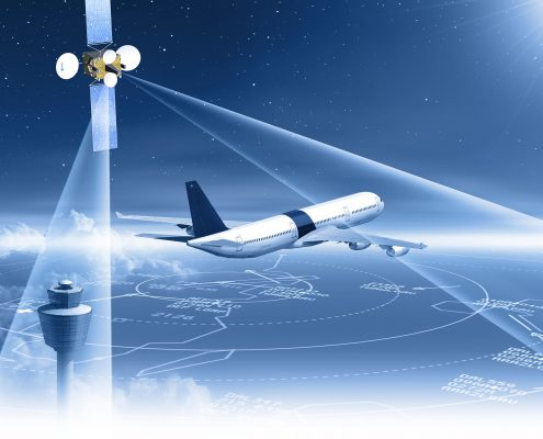 ESA Outlines Opportunities and Challenges for Satellite Aircraft Tracking with Iris