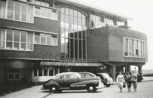 'Maaskant Building' of NLR in Amsterdam