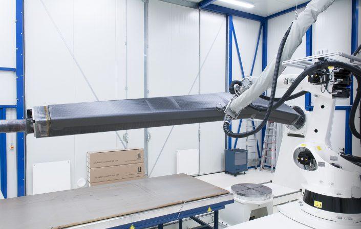 NLR designs large composite aircraft part
