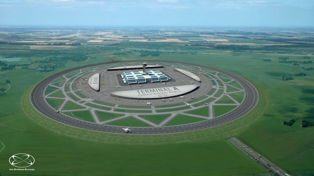 The-Endless-Runway-compact-airport-layou