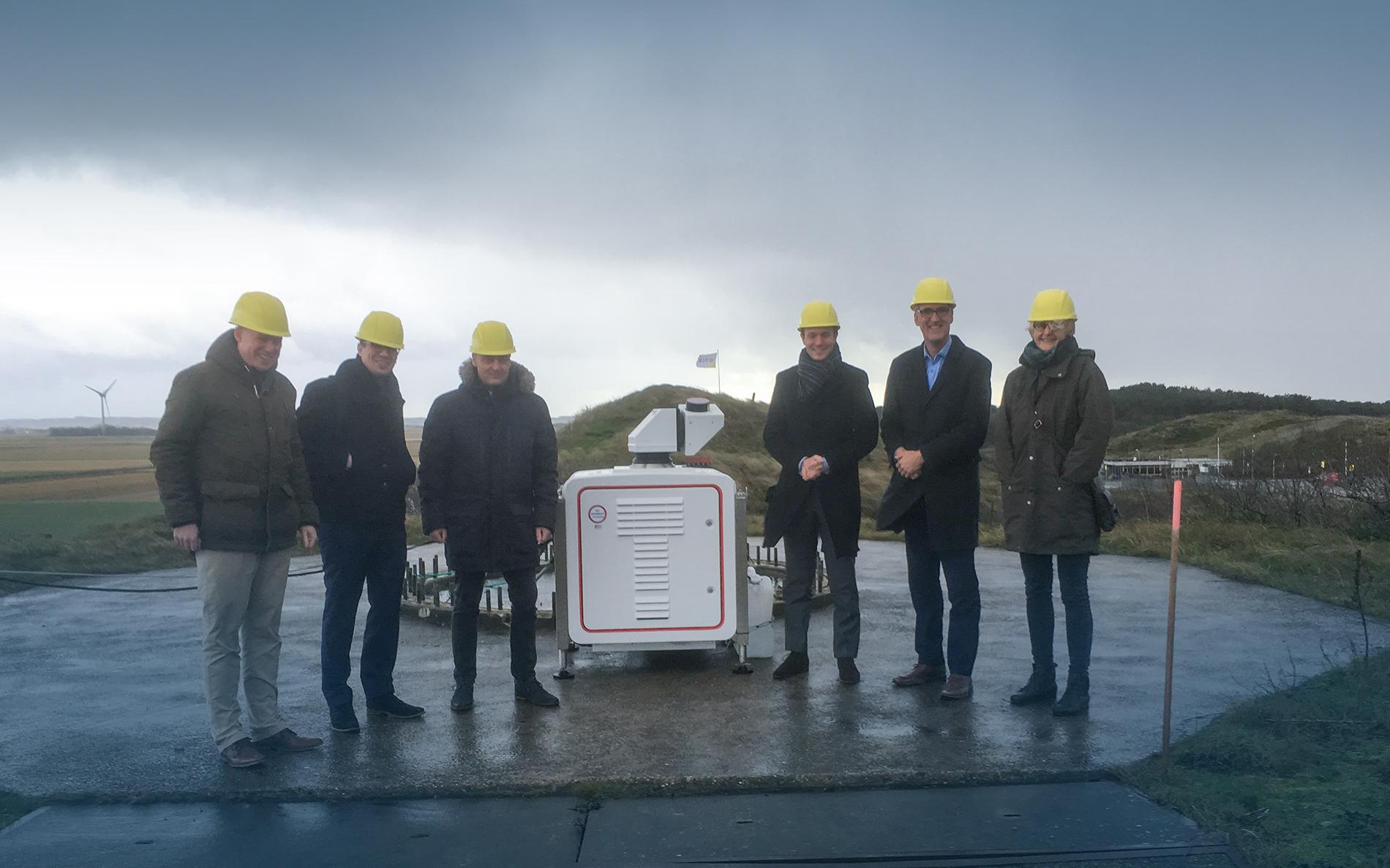 LIDAR - Onderzoeksinstellingen bundelen krachten op gebied windmetingen