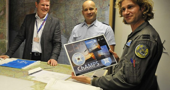 Chinook Planning System - ChAMPS