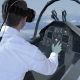 Creating a high-fidelity and low-cost helicopter simulation environment