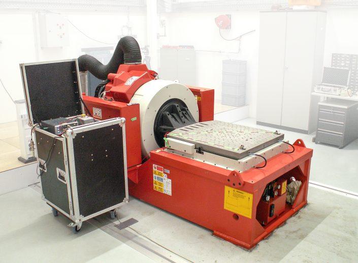NLR VST-facility