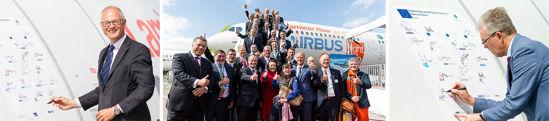 Airbus BLADE Ceremony at ILA Berlin 2018