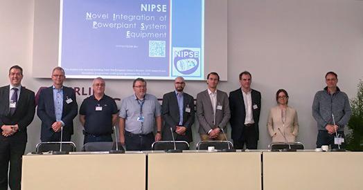 NISPE meeting in Berlin