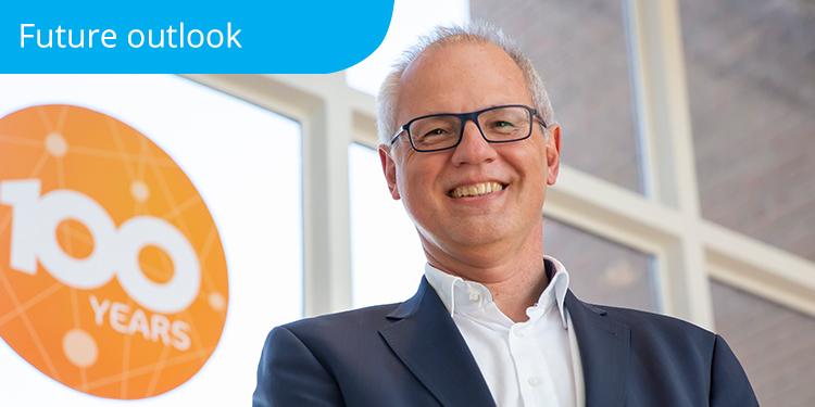 Michel Peters CEO NLR