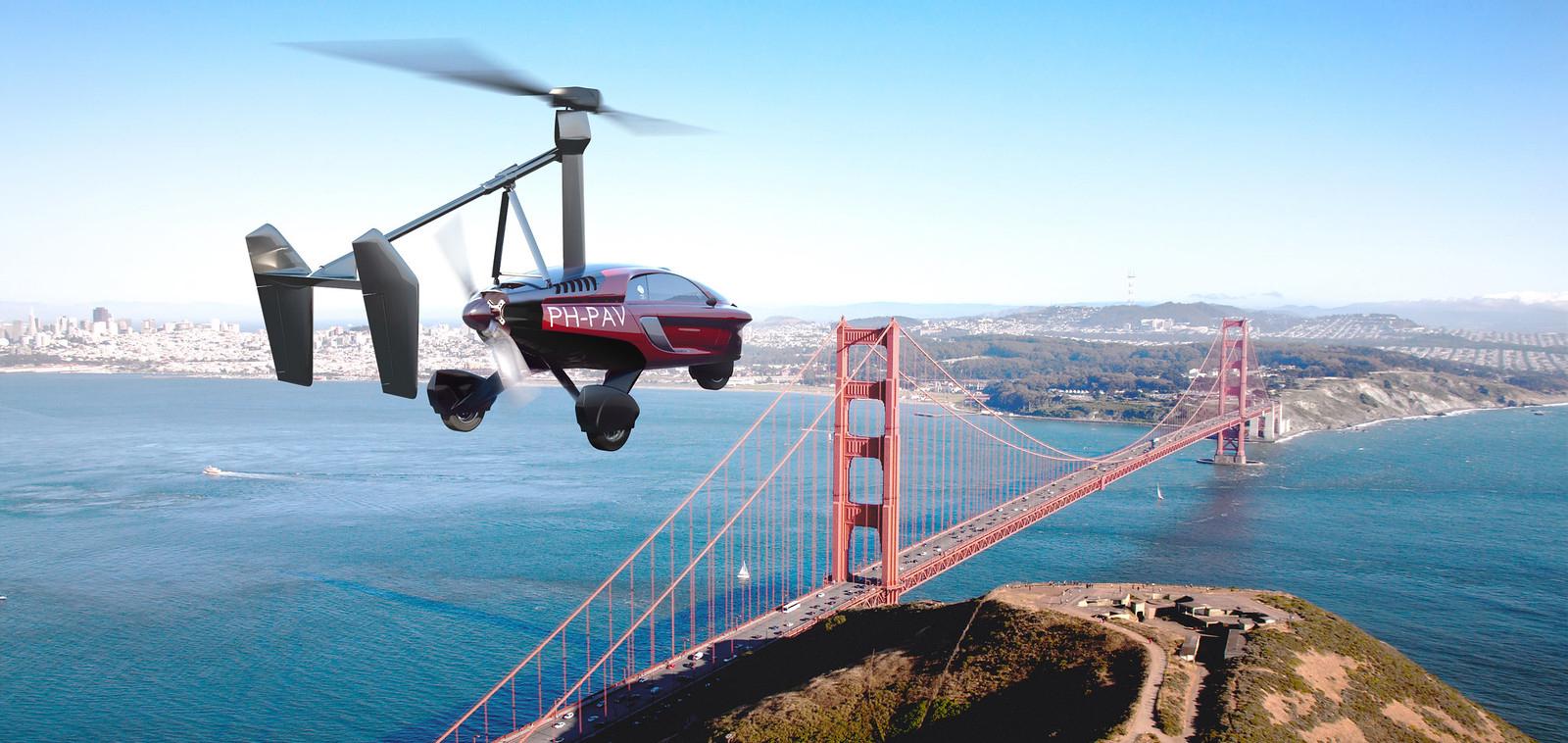 PAL-V - Personal Air and Land Vehicle