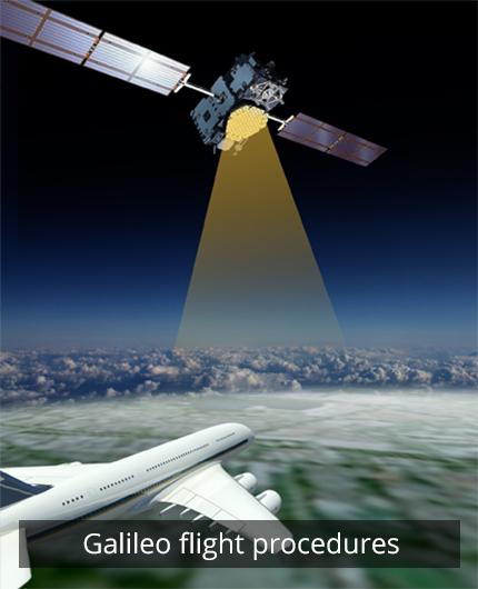 Galileo flight procedures