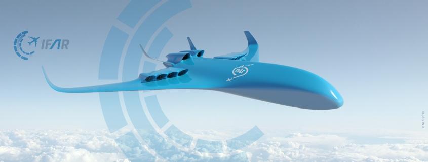 IFAR zero emission 2050 - NLR Hybrid Electric Plane