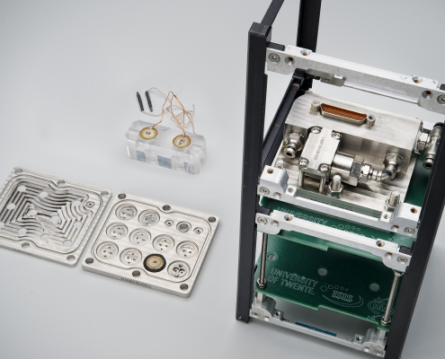 Thermal Control System (TCS) for CubeSats