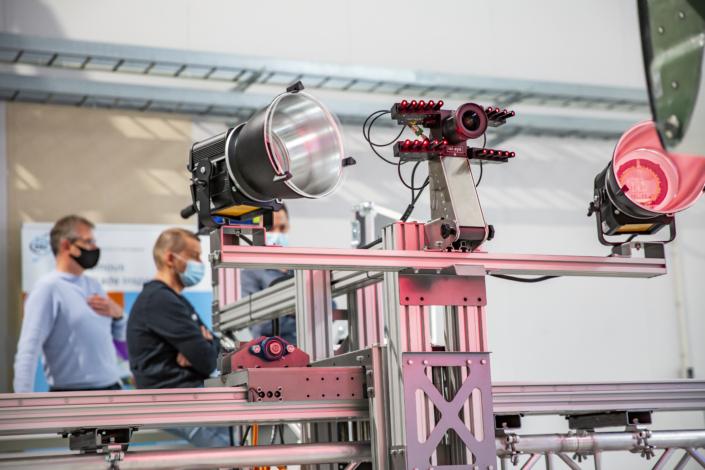 Autonomous Robot for Aircraft Inspections